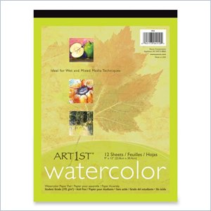 Art1st Student Grade Watercolor Pad