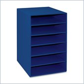 Pacon Six Shelf Organizer