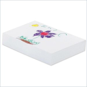 Pacon Ecology Recycled Drawing Paper