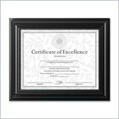 Burnes High Gloss Document Frame