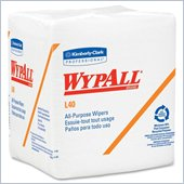 Kimberly-Clark Wypall L40 General Purpose Wipes