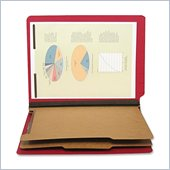 SJ Paper Six Section Classification Folder