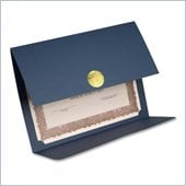 First Base 83534 Medallion Linen Certificate Holder