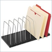 MMF Steelmaster 2649012BK Easy File Rack