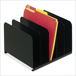MMF Steelmaster 2646BLA Vertical Organizer