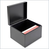 MMF Steelmaster Card File Box