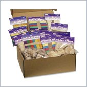 ChenilleKraft Wood Craft Classroom Activities Kit