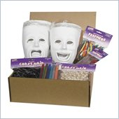ChenilleKraft Plastic Masks Activities Kit