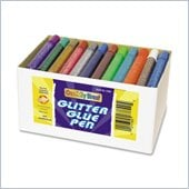 ChenilleKraft Resealable Glitter Glue Pen