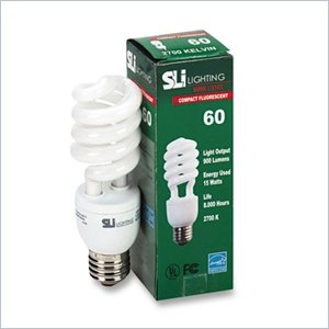SLI Lighting Compact Fluorescent Lamp