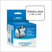 Dymo Diskette Label