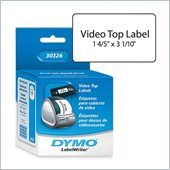 Dymo 30326 Video Tape Label