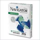Navigator Premium Recycled Paper
