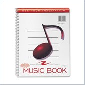 Roaring Spring 12 Stave Music Notebook