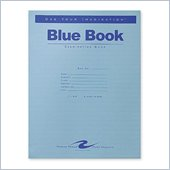 Roaring Spring Blue Examination Book