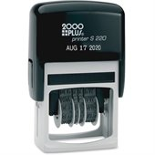 COSCO Printer S 200 Self-Inking Date Stamp