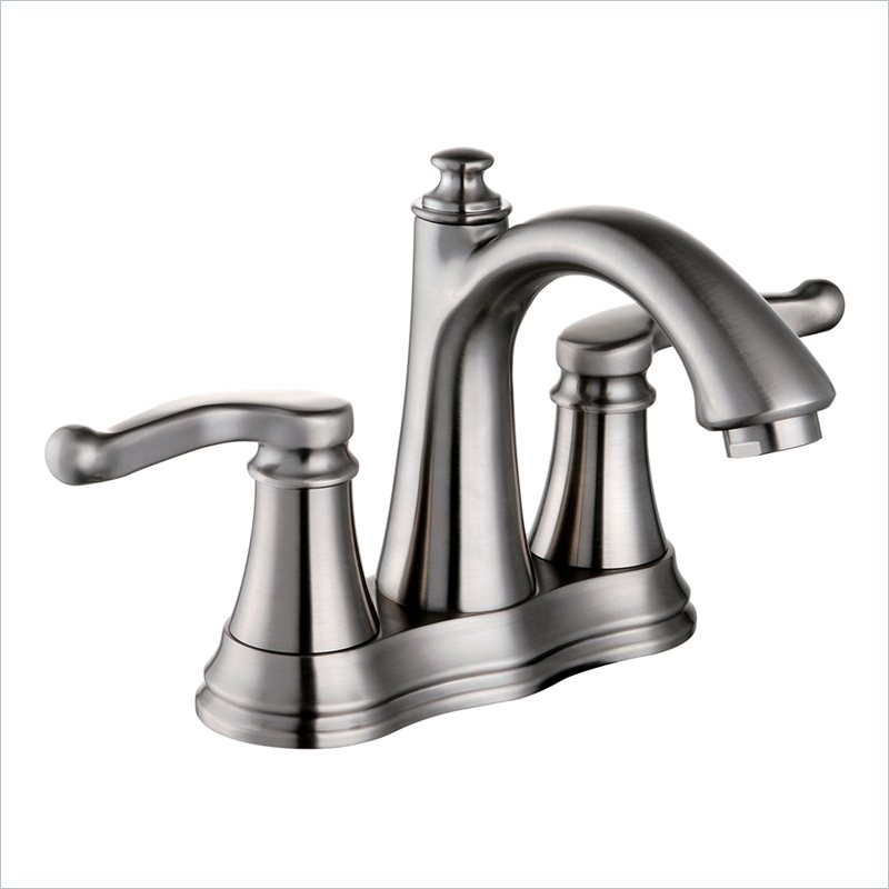 Yosemite 2-Handle Kitchen Faucet in Polished Chrome
