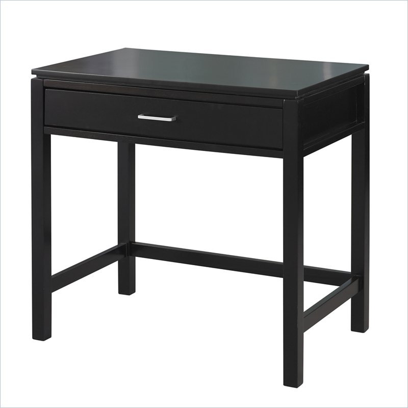 Linon Sutton Desk with Keyboard Tray in Black at Sears.com