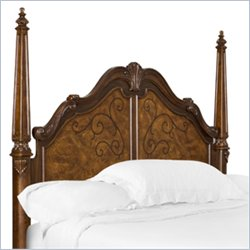 Magnussen Verona Wood King Poster Headboard