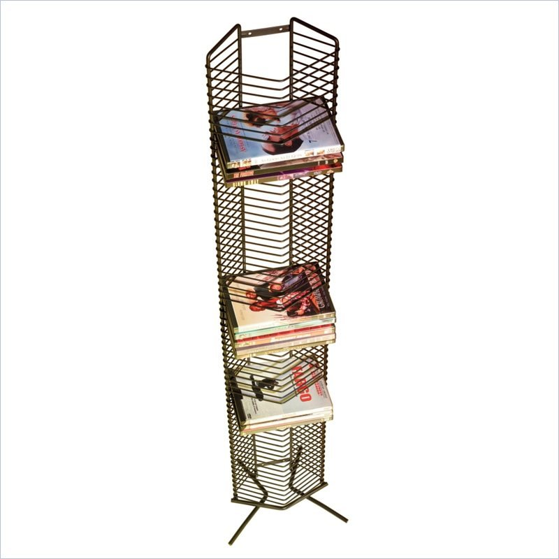 Atlantic Inc Onyx 65 DVD Wire Storage Tower at Sears.com