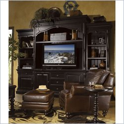 Tommy Bahama Home Kingstown Grenadier Entertainment Center in Tamarind