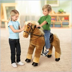 Little Tikes Giddyup 'N Go Pony Ride-On