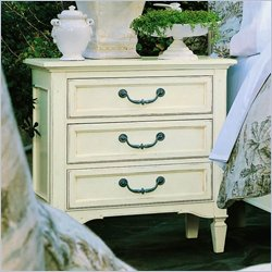 Stanley Furniture Portofino Ivory Bedside Nightstand Chest