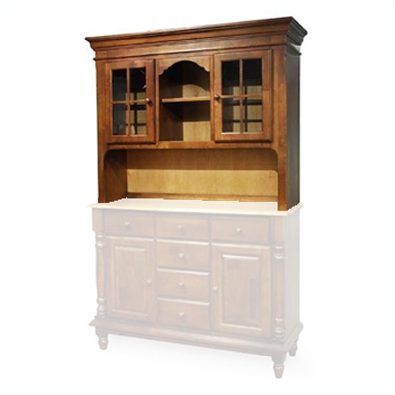 International Concepts Madison Park Buffet Hutch in Cinnamon,Espresso at Sears.com