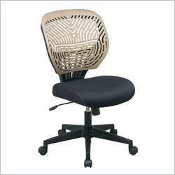 Office Star Spinn Latte office chair