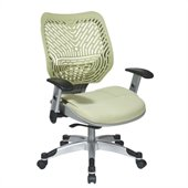 Office Star 86 REVV Series SpaceFlex Back Chair in Kiwi
