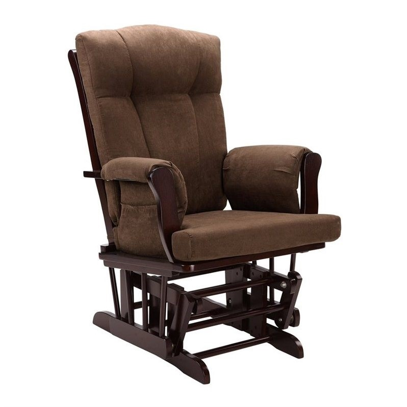 Rocking chair with ottoman 28 images features glider for Porte ottoman
