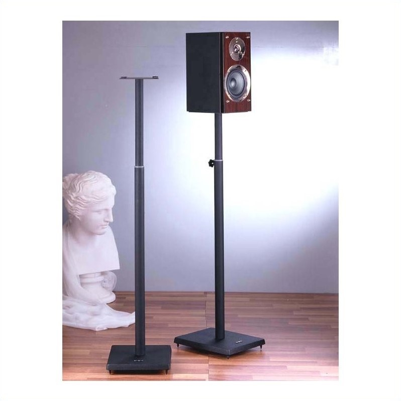 VTI BLE101 Surround Sound Adjustable Speaker Stand - Black at Sears.com