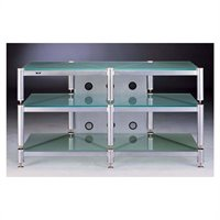 "VTI  50"" Silver TV Stand at Sears.com"