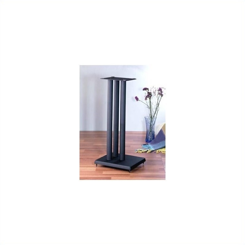 "VTI RF Series Speaker Stand in Black (Set of 2) - 19"" Height at Sears.com"