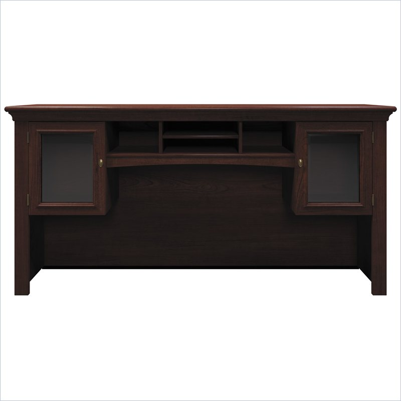 "Bush Burgess 72"" Hutch in Harvest Cherry at Sears.com"