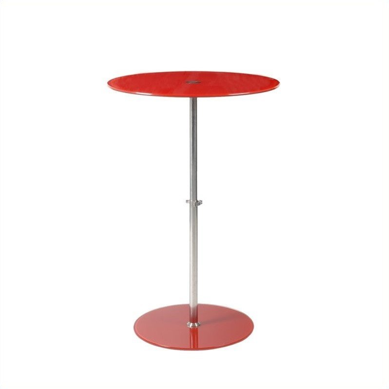 Eurostyle Raina Bistro Table in Red at Sears.com