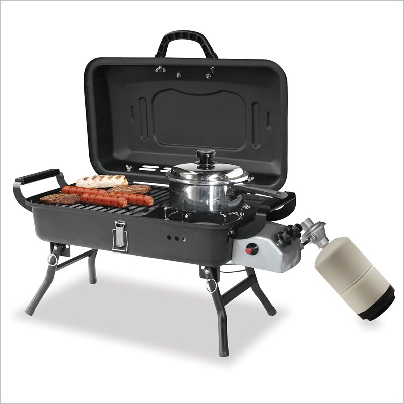 Uniflame Deluxe Outdoor LP Gas Barbecue Grill at Sears.com