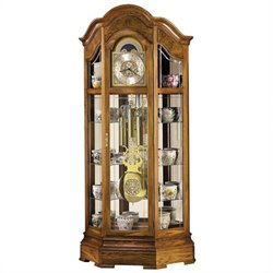 Howard Miller Majestic Clock Curio Cabinets