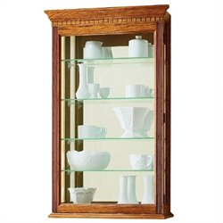 Howard Miler Montreal Wall Display Cabinet