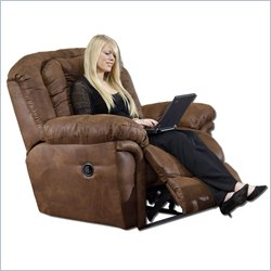 Catnapper Contour Oversized Rocker Recliner