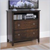 Homelegance Cody TV Chest in Espresso