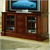 Hooker Furniture Waverly Place Entertainment Console in Cherry Finish