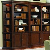 Hooker Furniture Cherry Creek Wall End Unit Left or Right Bookcase