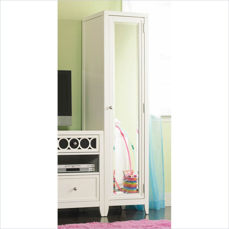 Hooker Furniture Opus Designs Lily Vanity Pier - Right in Eggshell White at Sears.com