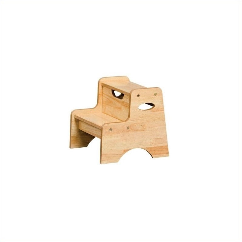 KidKraft Two Step Stool for Kids in Natural at Sears.com