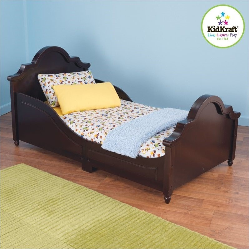 Kidkraft Raleigh Toddler Bed in Espresso at Sears.com