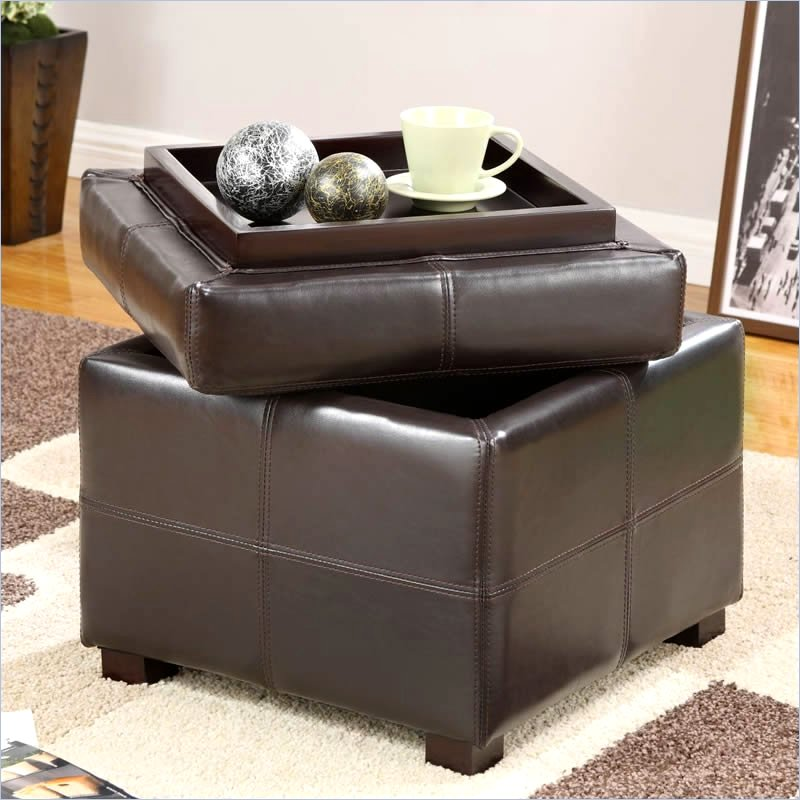 details about modus urban seating storage cube chocolate