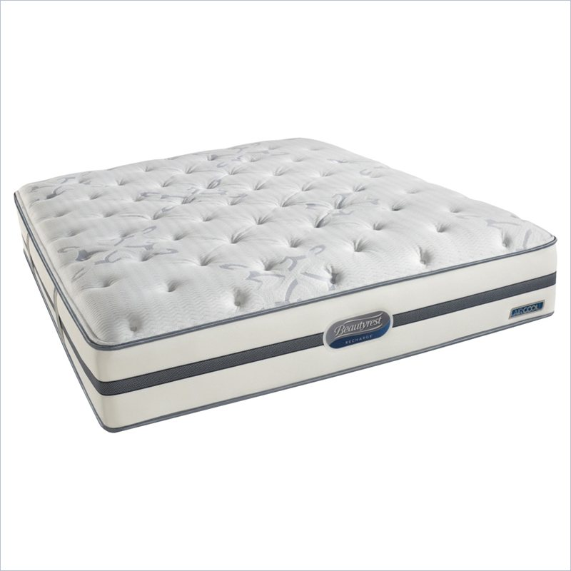Simmons BeautyRest Recharge Songwood Luxury Firm Mattress - California King at Sears.com