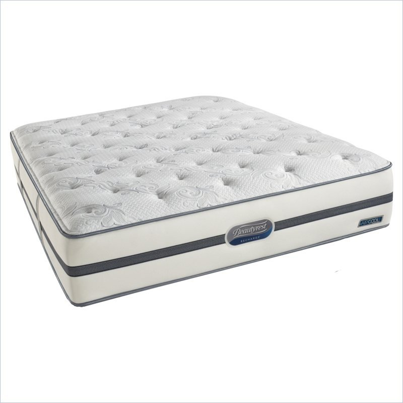 Simmons BeautyRest Recharge Melnick Luxury Firm Mattress - California King at Sears.com