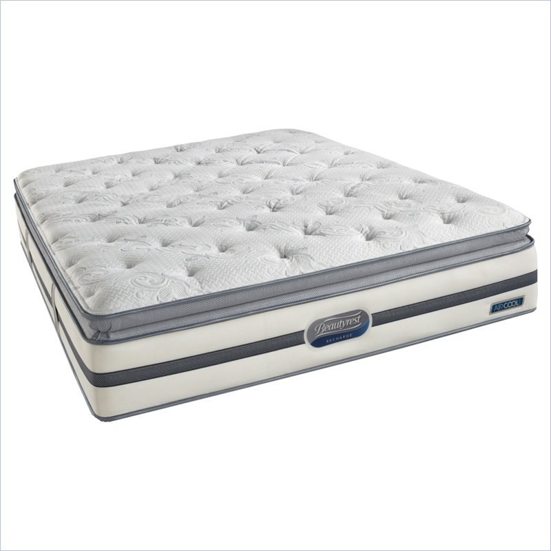Simmons BeautyRest Recharge Melnick Luxury Firm Pillow Top Mattress - California King at Sears.com